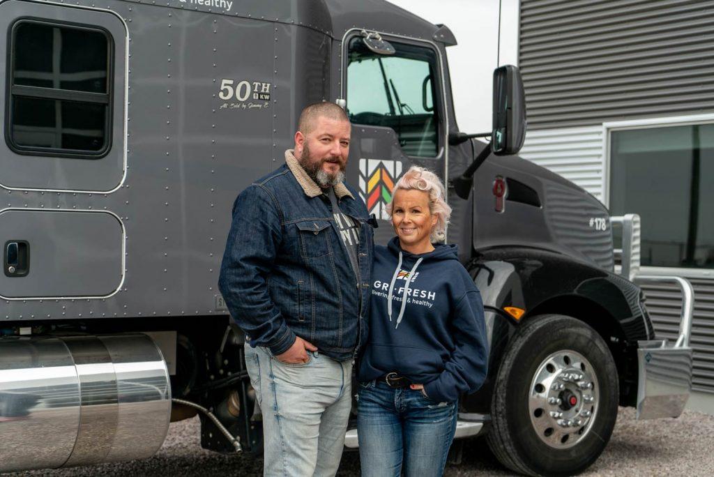 Super Single Company Truck Driver Position